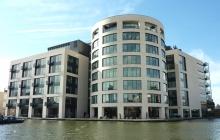 SSG Calcaire du Jura MAXBERG®: façade Kings Place