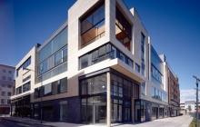 SSG Calcaire du Jura MAXBERG®: façade Liberty Corner Dublin
