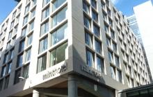 SSG Calcaire du Jura MAXBERG®: façade Mint Hotel