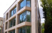 SSG Calcaire du Jura MAXBERG®: façade Soft Tech Dublin