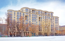 SSG Calcaire du Jura MAXBERG®: façade, Russie