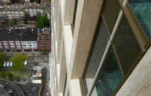 SSG Calcaire du Jura MAXBERG®: façade, First Rotterdam